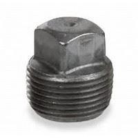 ½ inch NPT merchant steel square head plug