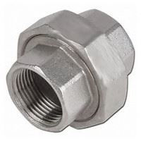 1 ½ inch NPT 316 Stainless Steel Union