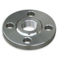 1 ¼ inch Threaded Class 150 Carbon Steel Flanges