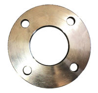 Picture of 1.5 inch Class 150 spaced Slip on Plate Flange 316 Stainless Steel