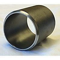 1 1/2 inch NPS PIpe x 1 1/2 inch length Plain Ends Aluminum