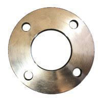 Picture of 1.5 inch Class 150 spaced Slip on Tube Plate Flange 304 Stainless Steel