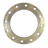 Picture of 10 inch Class 150 spaced Slip on Tube Plate Flange 316 Stainless Steel