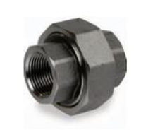 Picture of ¾ inch NPT Class 3000 Forged Carbon Steel Union