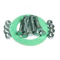 Picture of Non Asbestos Ring Gasket and Nut Bolt Kit for 6 inch ANSI class 300 flange