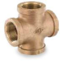 Picture of 1-¼ inch NPT threaded lead free bronze caps